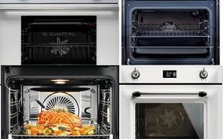 Рейтинг встраиваемых газовых духовок с конвекцией и без