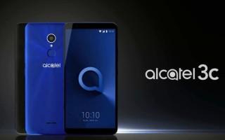Alcatel 3C 5026D — цена и характеристики