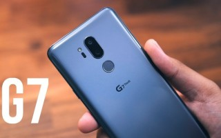 LG G7 ThinQ — цена и характеристики