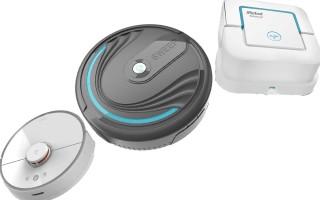 ТОП-8 лучших моющих роботов-пылесосов 2020 года (ноябрь)