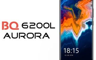 BQ 6200L Aurora — цена и характеристики