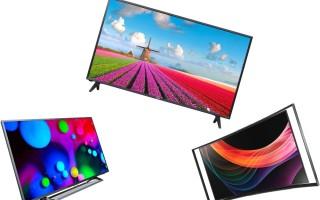 Что такое технология LED и топ лучших телевизоров по этой технологии