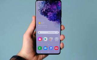 ТОП-10 лучших смартфонов Samsung 2020 года (март)