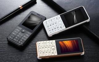 Лучшие кнопочные телефоны с большим экраном в продаже в 2019 году (август)