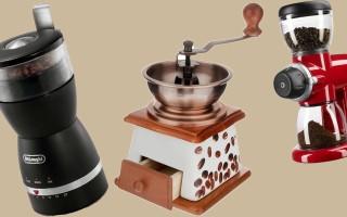 15 лучших электрических кофемолок для дома