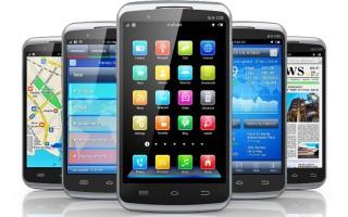 Топ бюджетных смартфонов до 6000 рублей