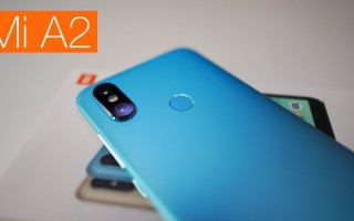 Xiaomi Mi A2 — цена и характеристики