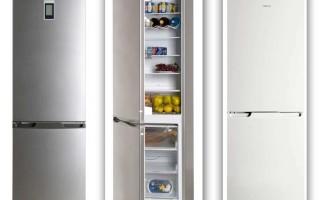 Рейтинг лучших холодильников Атлант по отзывам покупателей