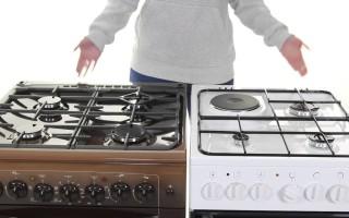 Как правильно выбирать газовую плиту