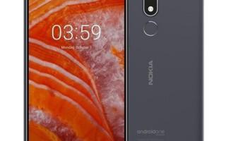 Nokia 3.1 Plus — цена и характеристики
