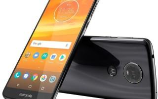 Motorola Moto E5 Plus — цена и характеристики