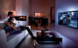Телевизоры с поддержкой 3D: особенности технологии, лучшие модели телевизоров