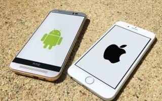 Чем отличается айфон от андроид смартфона и что лучше