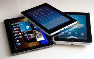 ТОП-12 недорогих, но хороших планшетов