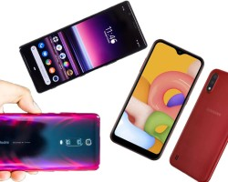 Рейтинг смартфонов до 25 тысяч рублей 2020 года (декабрь)