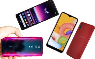 Рейтинг смартфонов до 25 тысяч рублей 2020 года (февраль)