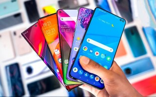 Рейтинг лучших смартфонов в 2021 году