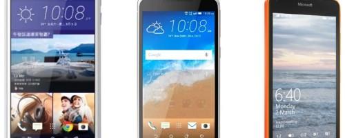 Лучшие смартфоны с диагональю экрана до 5.5 дюймов