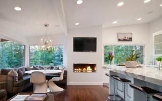 Лучшие бюджетные телевизоры  на кухню 24-28 дюйма