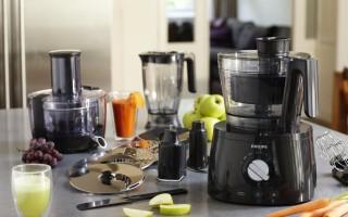 Кухонный комбайн или блендер — что лучше выбрать?