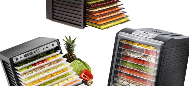 ТОП-10 лучших дегидраторов для овощей и фруктов