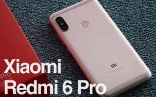 Xiaomi Redmi 6 Pro — цена и характеристики