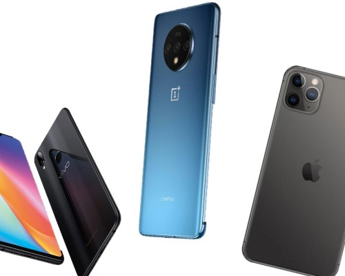 Рейтинг лучших смартфонов в 2020 году (декабрь)