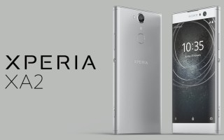 Sony Xperia XA2 Dual — цена и характеристики