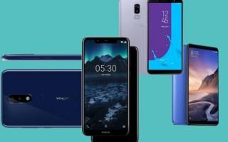 Рейтинг самых лучших смартфонов 2019 года
