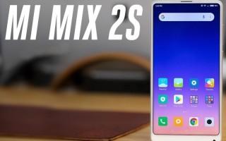 Xiaomi Mi Mix 2S — цена и характеристики
