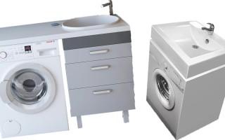 Рейтинг моделей стиральных машин под раковину