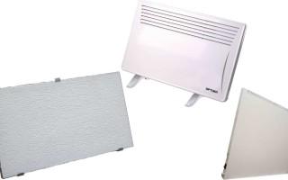 ТОП-5 лучших и мощных потолочных обогревателей