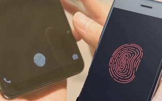 Рейтинг смартфонов со сканером отпечатка пальцев