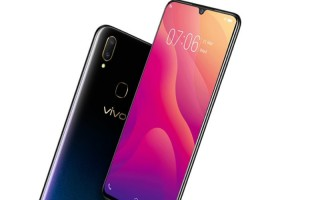 Vivo V11i — цена и характеристики