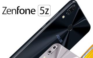 ASUS ZenFone 5Z ZS620KL — цена и характеристики