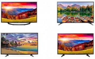 Лучшие телевизоры с диагональю 40-43 дюйма в 2019 году (август)