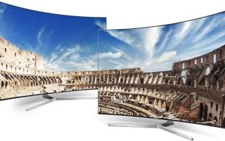 Изогнутый экран телевизора  — преимущества и недостатки