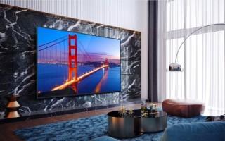 Топ лучших телевизоров с размером диагонали 75 дюймов
