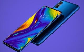 Xiaomi Mi Mix3 — цена и характеристики