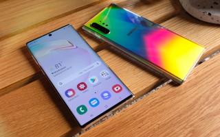 Мобильные телефоны с большим экраном