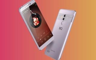 Новые модели телефонов BQ — обзор лучших