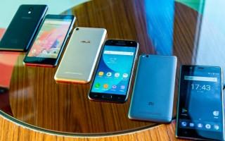 Самые надежные смартфоны за умеренную цену