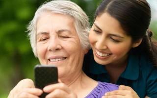 Рейтинг лучших смартфонов для пожилых людей 2019