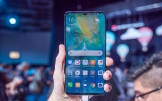 ТОП-10 лучших смартфонов с большим экраном