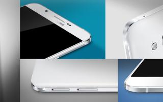 Samsung Galaxy A8 — цена и характеристики