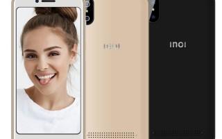 INOI 3 Lite — цена и характеристики