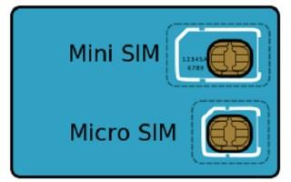 Nano Sim и Micro sim  — в чем разница