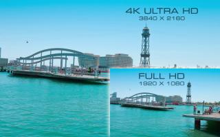 Что лучше и чем отличаются FULL HD и 4K телевизоры