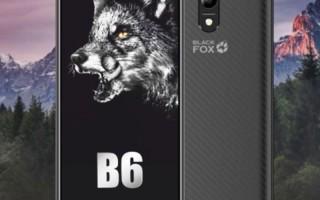 Black Fox B6 — цена и характеристики