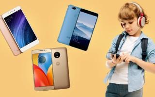 Какой смартфон купить ребенку — рейтинг лучших 2020 (декабрь)